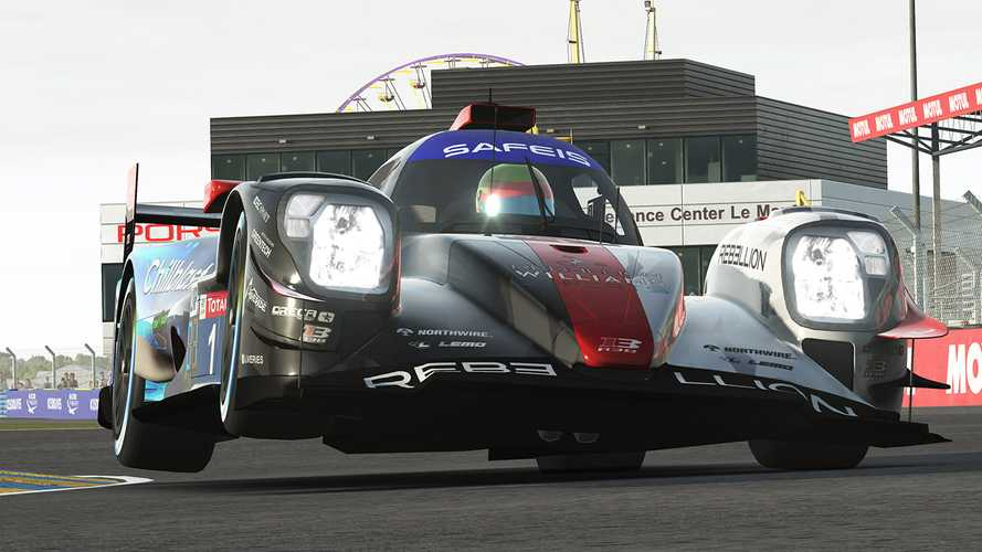 Virtual Le Mans 24h: Rebellion-Williams Beats ByKolles To Win