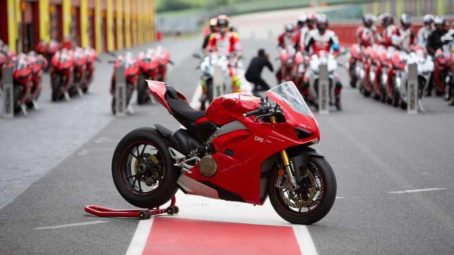 Ducati DRE Academy, aggiornato il calendario 2020