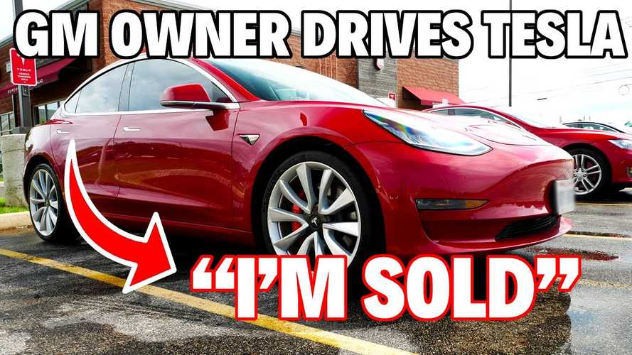 GM Owner And Enthusiast Drives Tesla Model 3 Performance: 'I'm Sold'