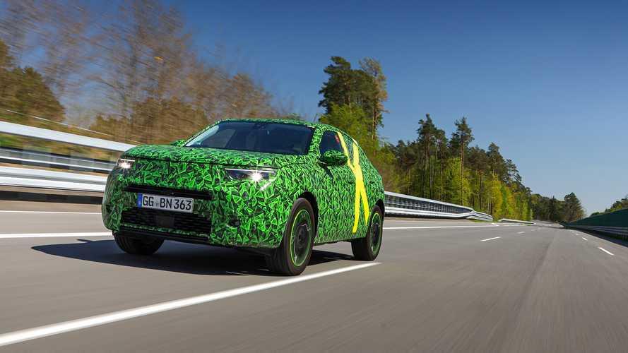 Újabb képekkel hirdeti az Opel az új Mokka érkezését