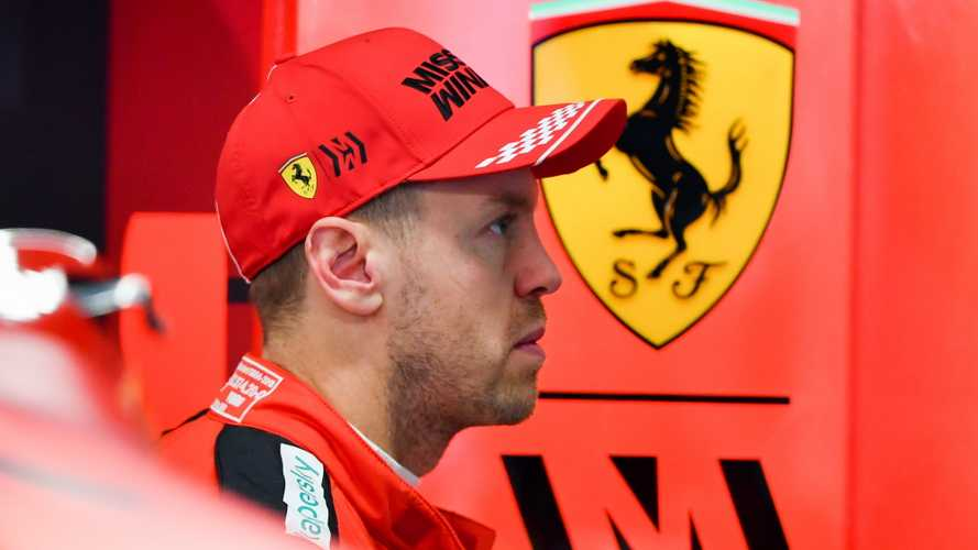 Vettel was never considered for McLaren drive - Brown