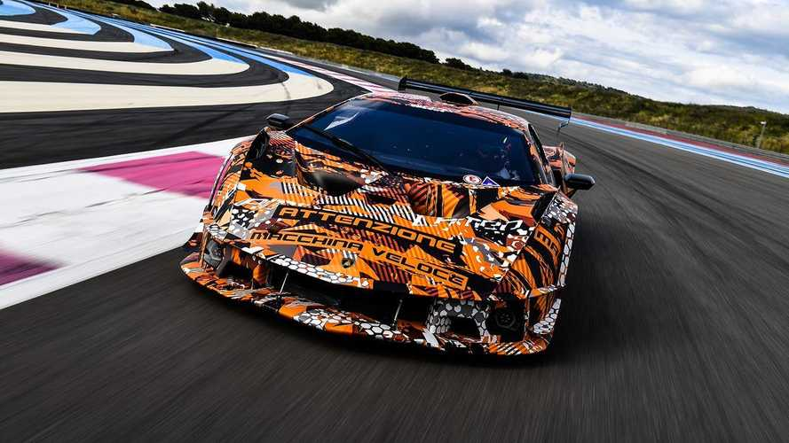 Lamborghini presenta el Essenza SCV12, con 830 CV, solo para circuitos