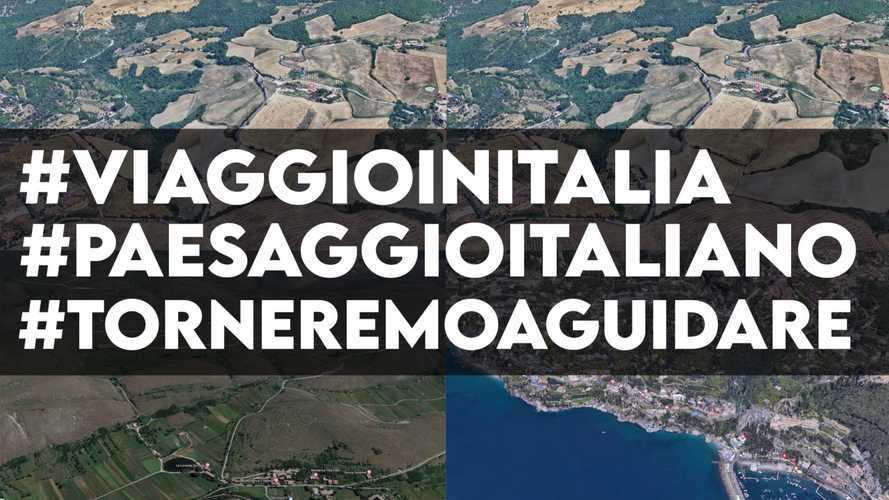 Torneremo A Guidare... con un bel Viaggio in Italia!