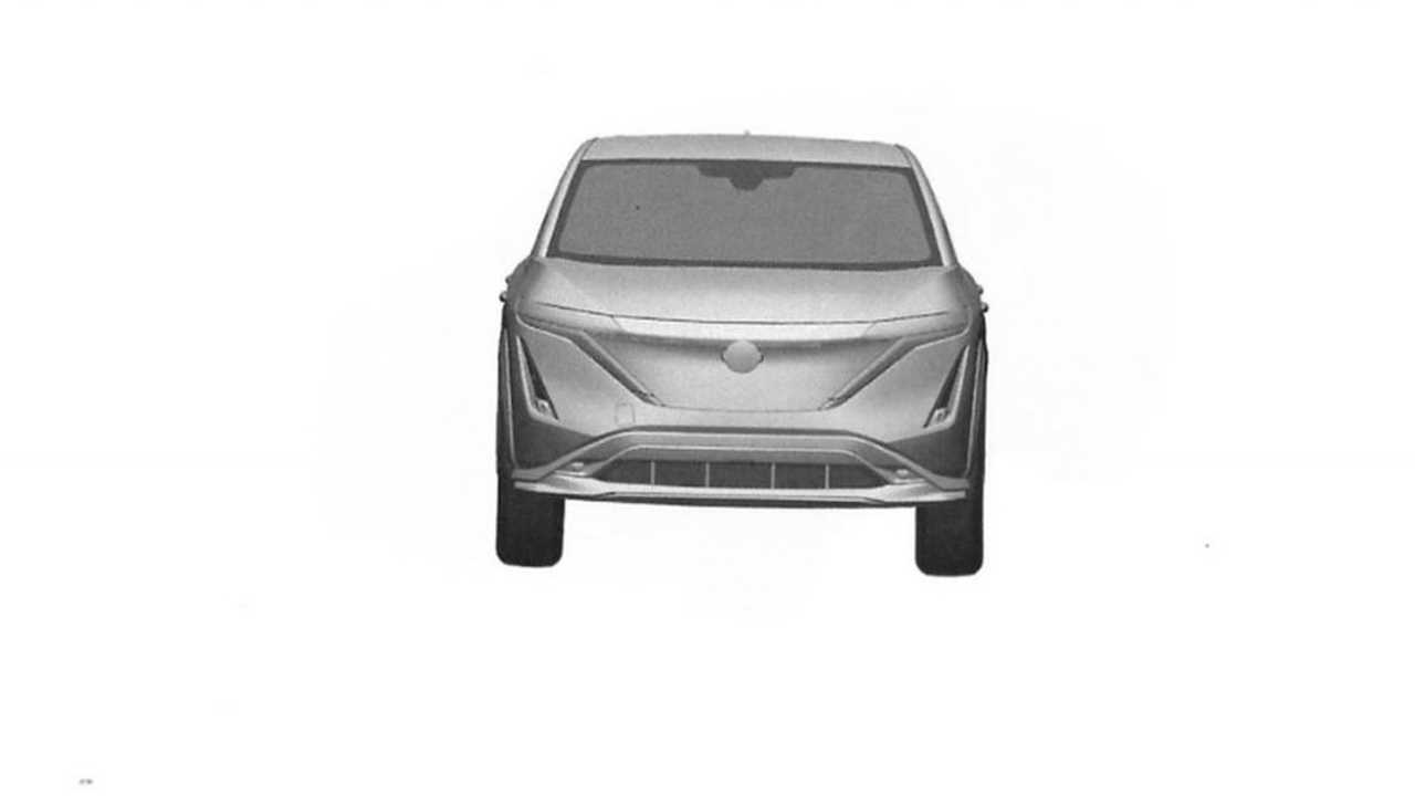 Nissan Ariya possible production version