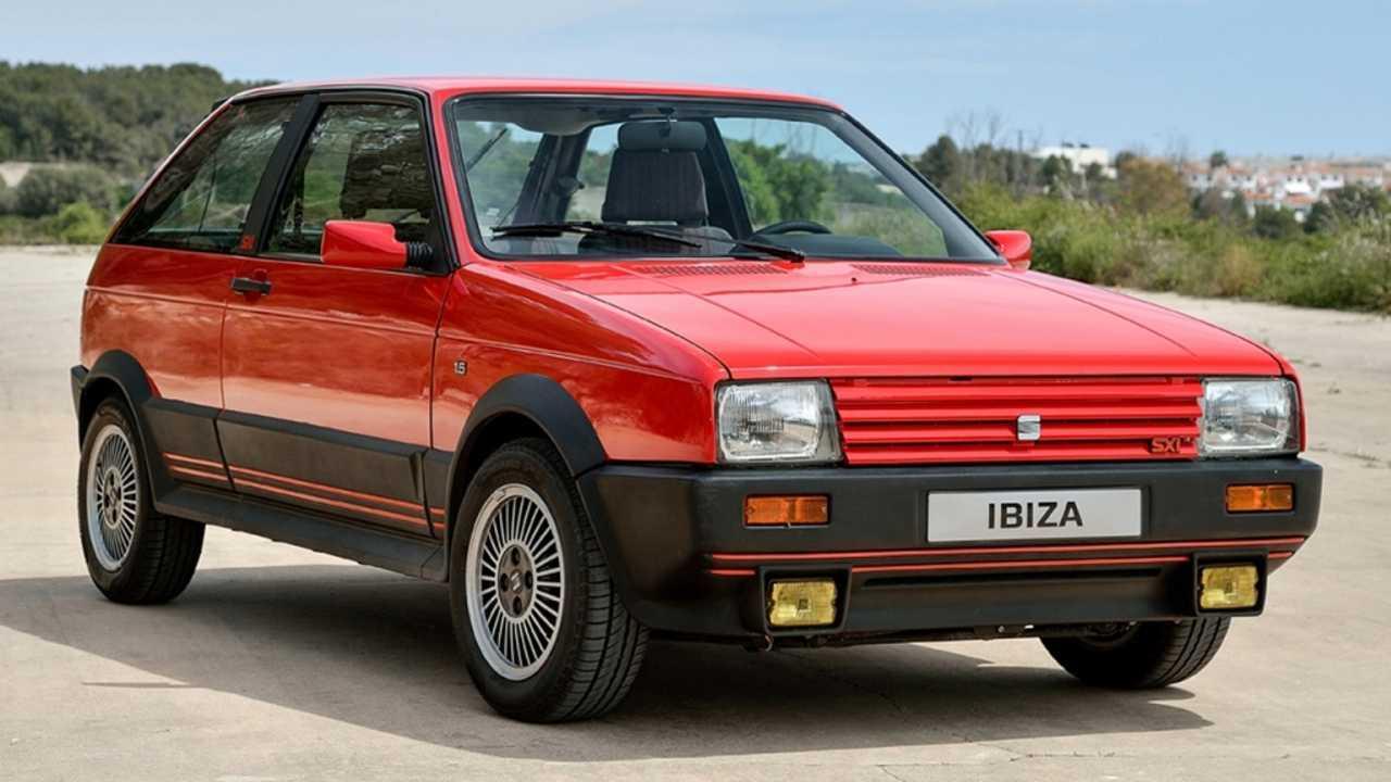 SEAT Ibiza SXI 1988-1991