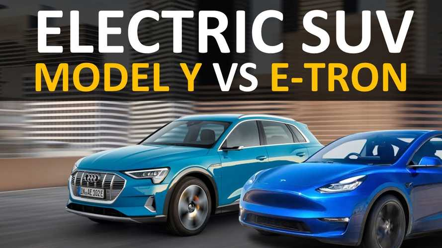 Tesla Model Y Vs Audi e-tron: Which Electric SUV Should You Buy?