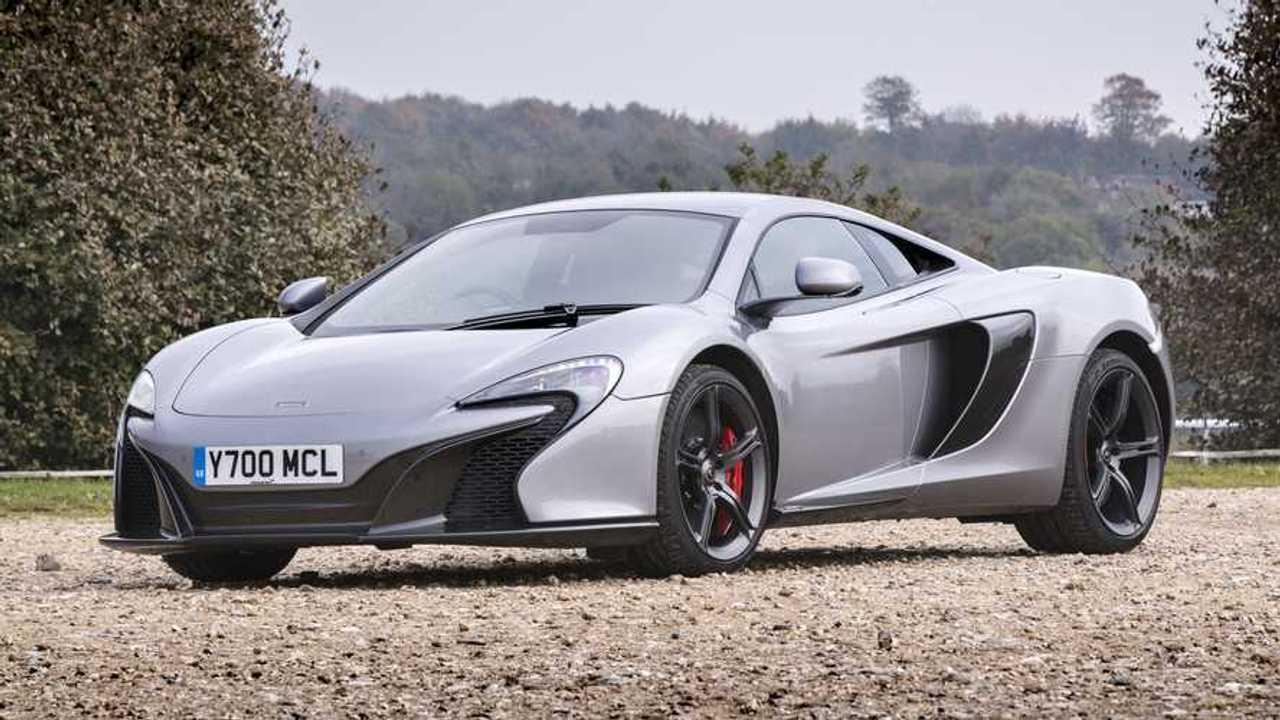 20. McLaren 650S