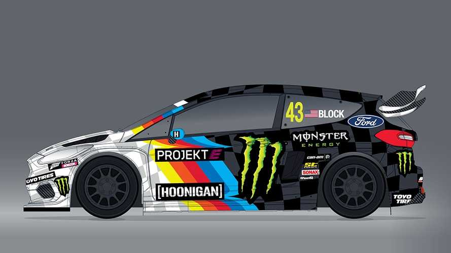 Ken Block Will Participate In All-Electric Rallycross Series