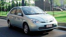 Toyota Prius: Generation I bis IV
