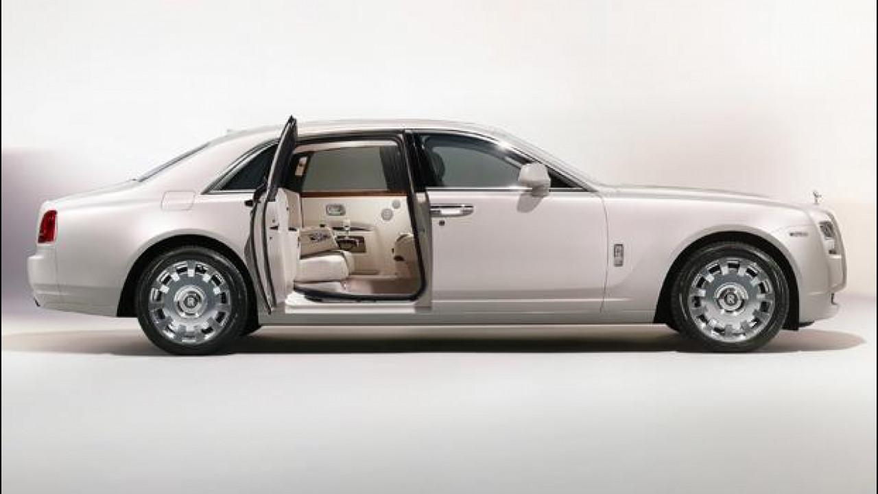 [Copertina] - Rolls-Royce Ghost Six Senses