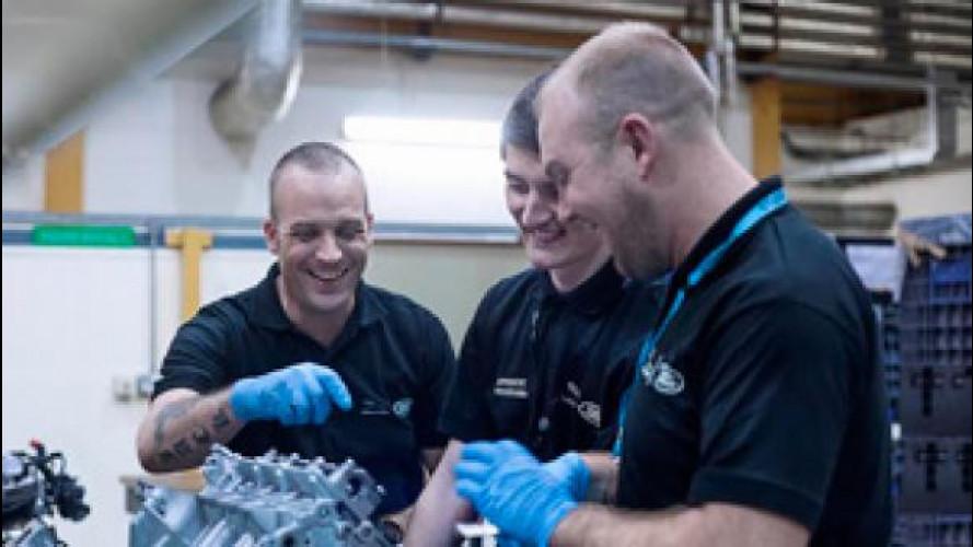 Jaguar Land Rover cerca 200 apprendisti