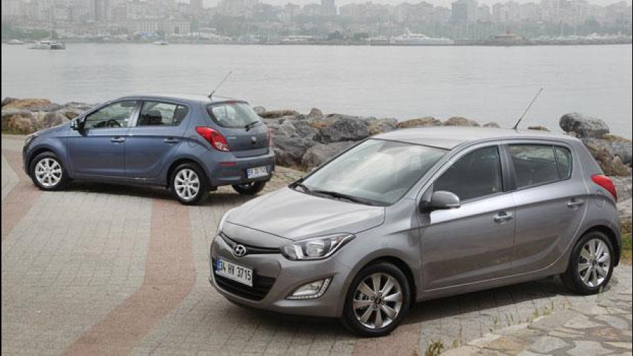 Hyundai vuole superare Nissan nelle vendite europee