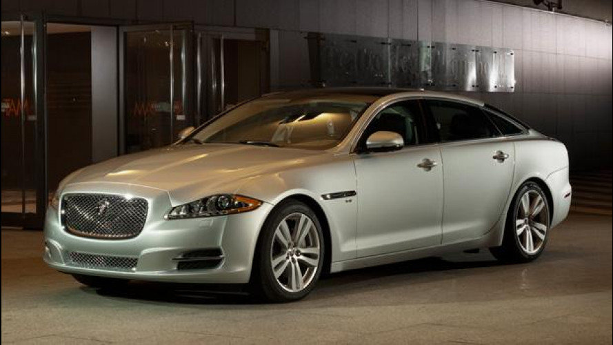 Jaguar XJ MY 2013
