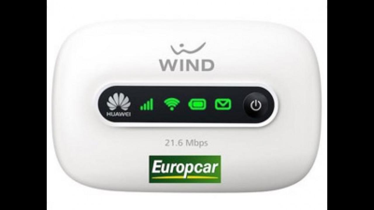 [Copertina] - Internet in automobile, con il noleggio la connessione è illimitata