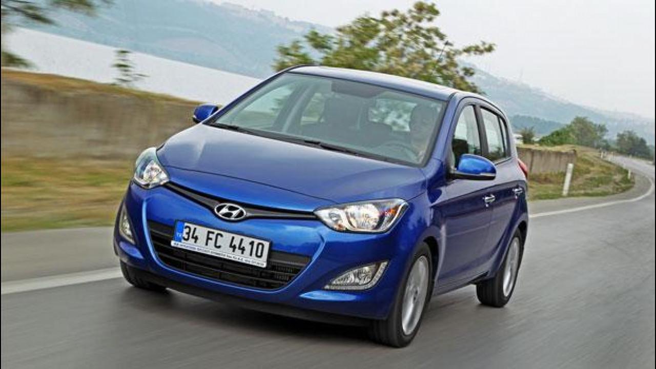 [Copertina] - Hyundai i20 restyling, nata per conquistare