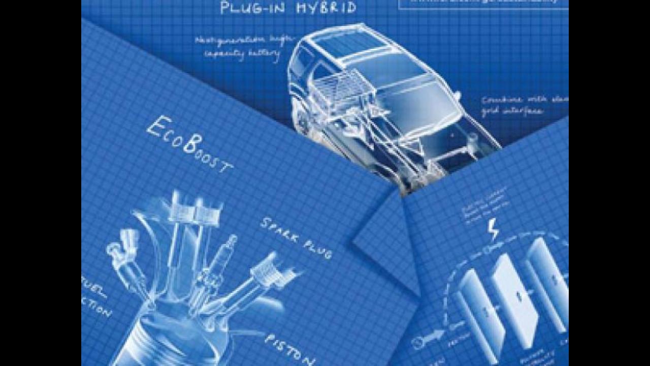 [Copertina] - Report Ford, emissioni di CO2 ridotte del 37% tra il 2000 e il 2012
