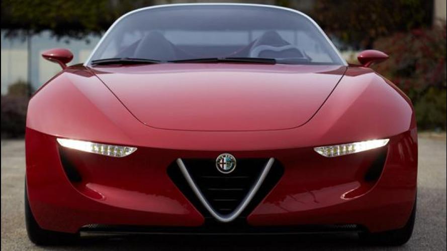 Alfa Romeo Spider, le ultimissime sulla nuova Duetto