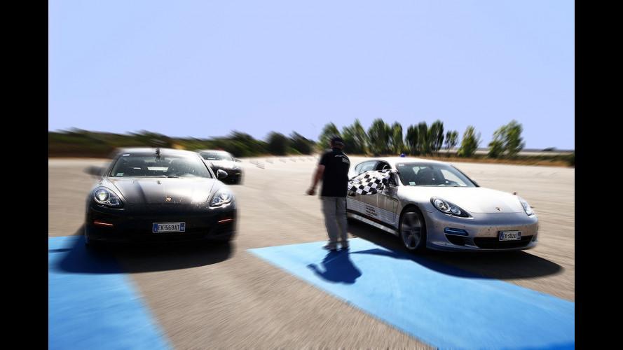 Vince chi consuma meno... in Porsche