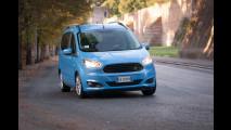 Ford Tourneo Courier, perché comprarla... e perché no
