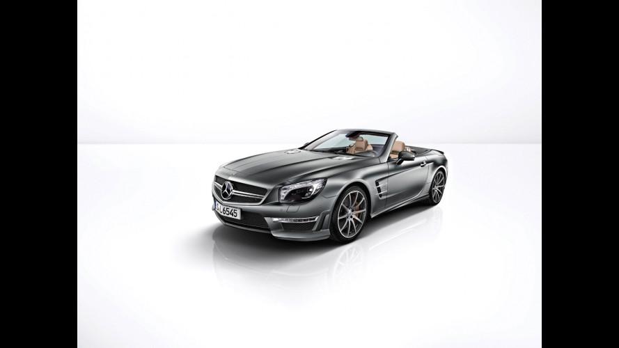 "Mercedes SL 65 AMG ""45th Anniversary"""