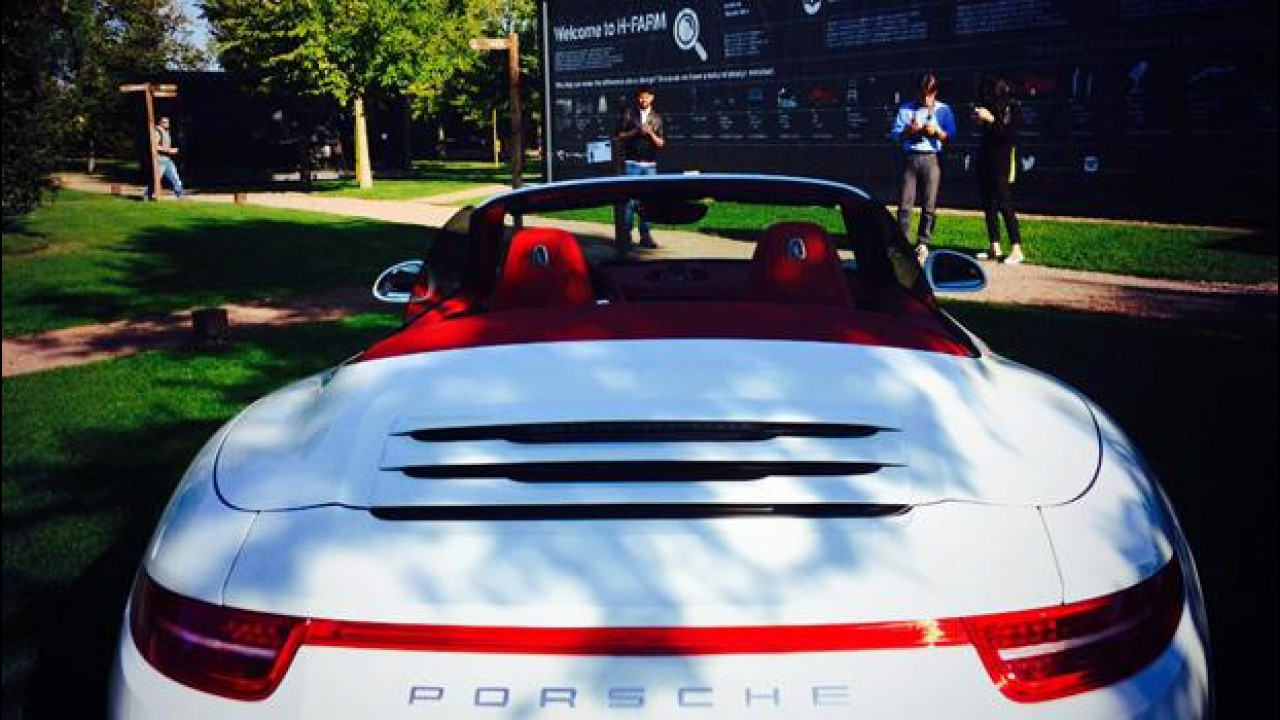 [Copertina] - Ex Machina, così Porsche finanzia le start up italiane