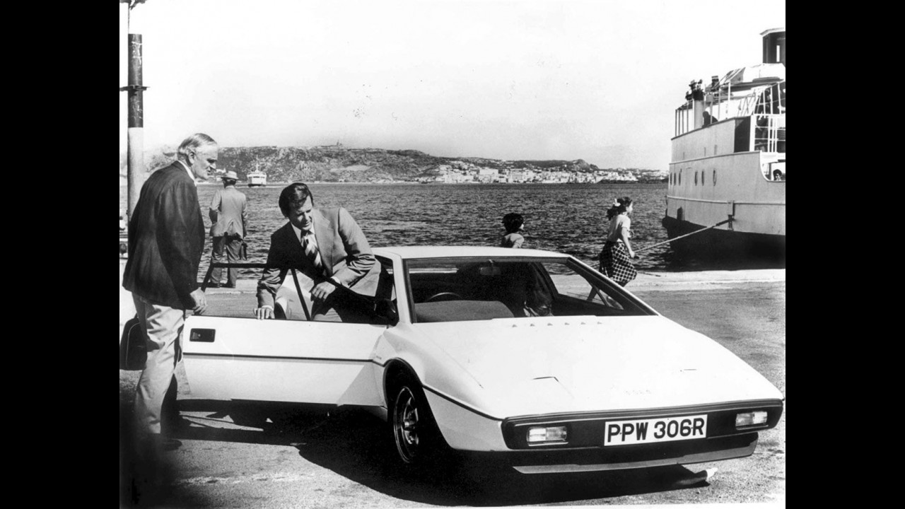 La Lotus Esprit S1 di 007, James Bond