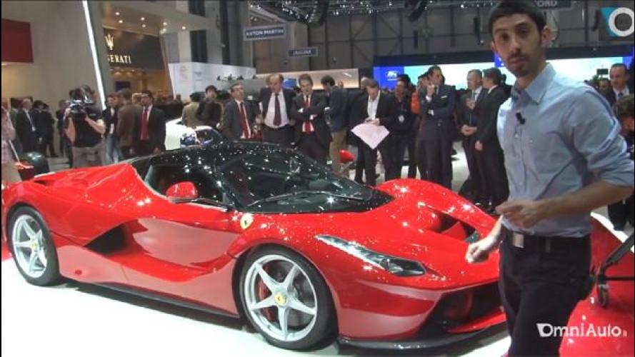 Salone di Ginevra: le nostre impressioni sulla Ferrari