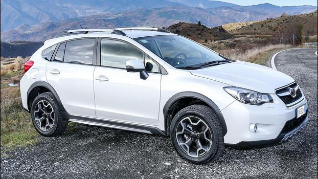 [Copertina] - Subaru XV Adventure, sempre più off-road