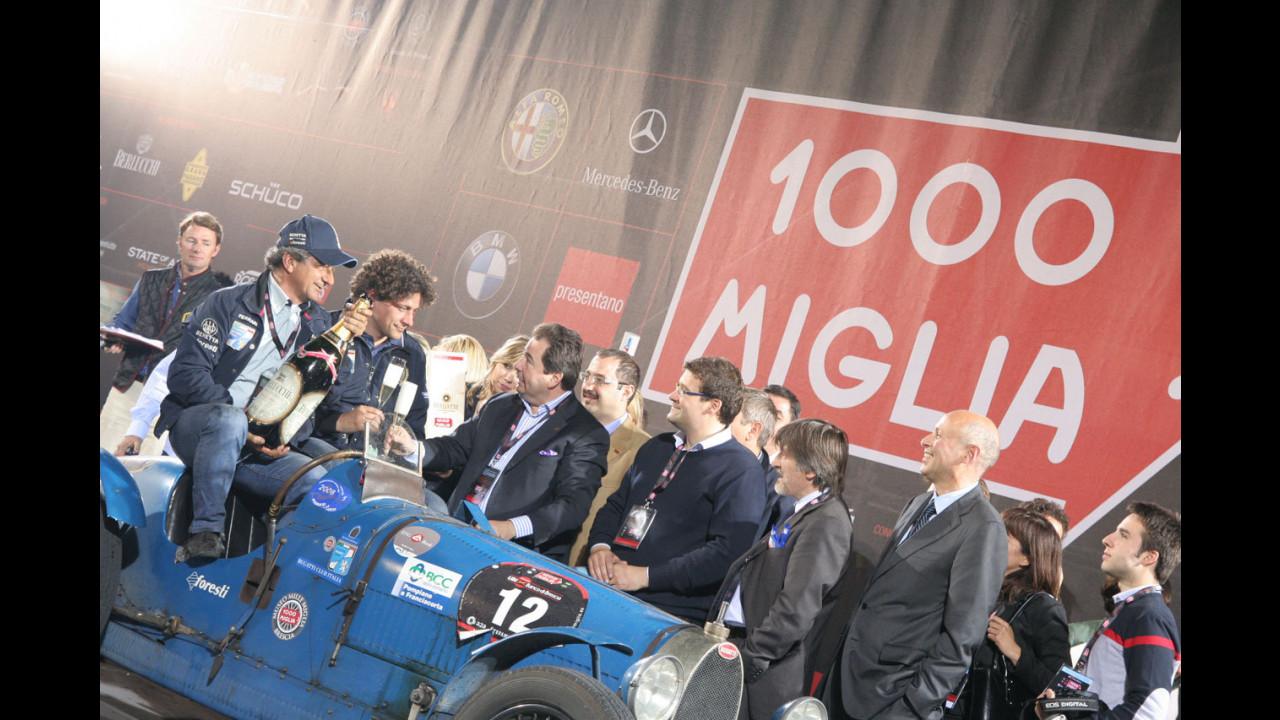 Mille Miglia 2009: i vincitori