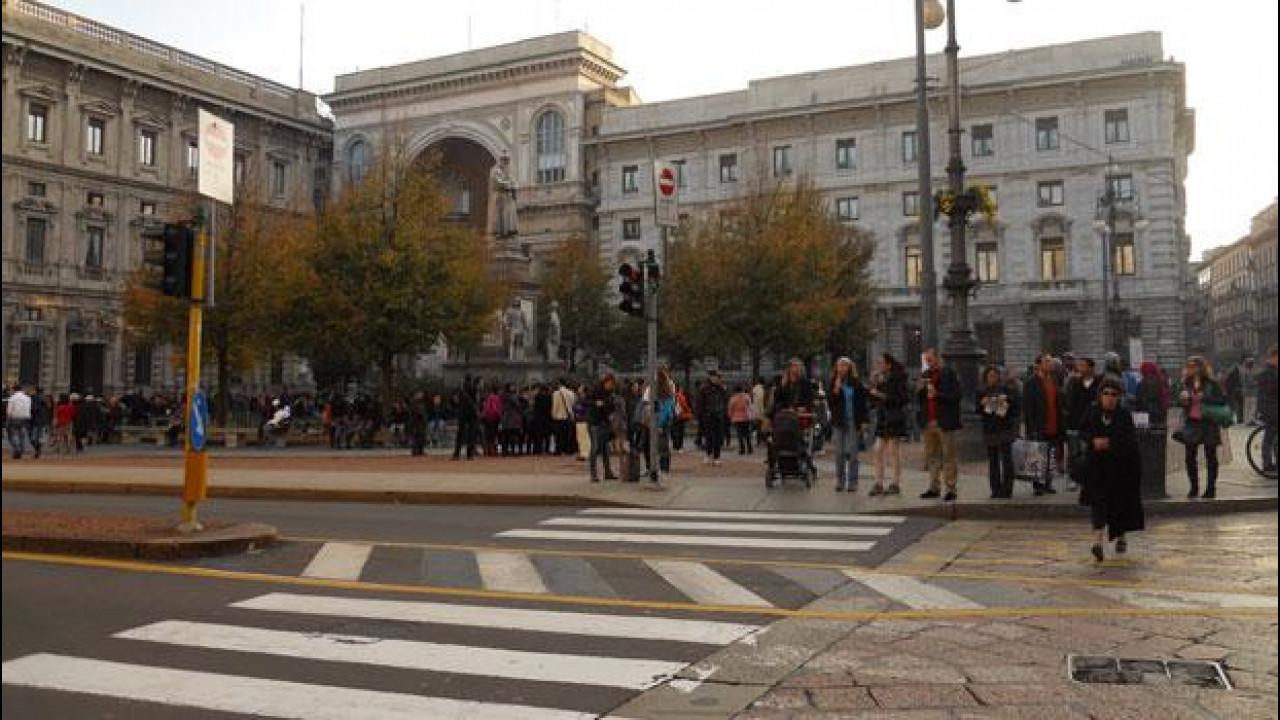 [Copertina] - Blocco del traffico a Milano domenica 17 marzo