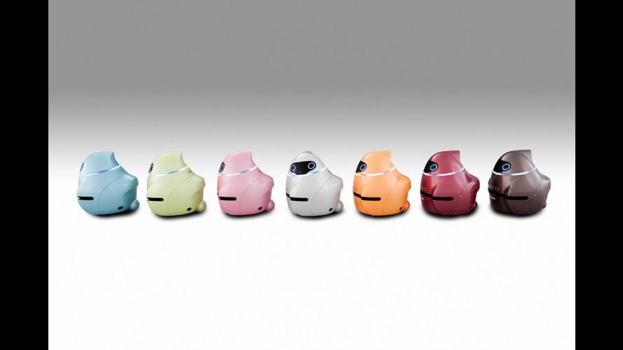 Nissan Eporo: l'auto robot che imita i pesci