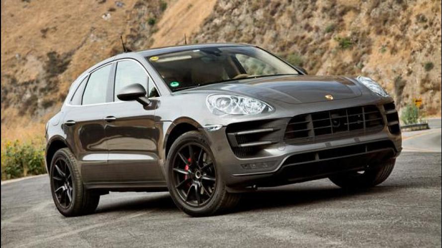 Porsche Macan, nuove foto
