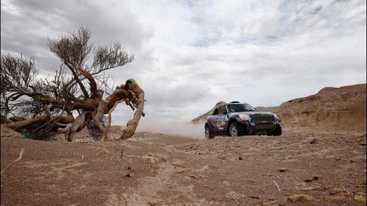 [Copertina] - Dakar 2015, la terza tappa ha un risvolto tragico