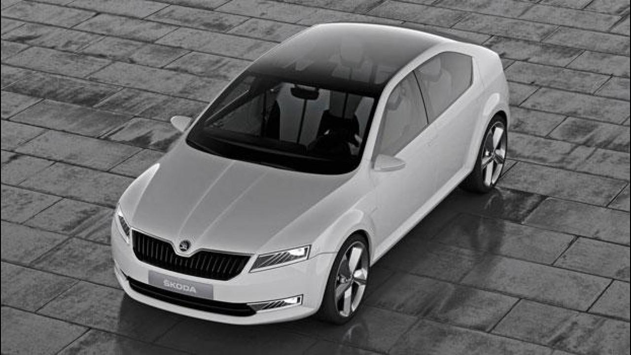 [Copertina] - Dalla Volkswagen Golf VII nascerà una Skoda