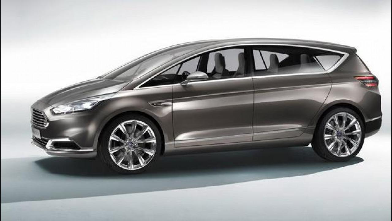 [Copertina] - Ford S-MAX Concept