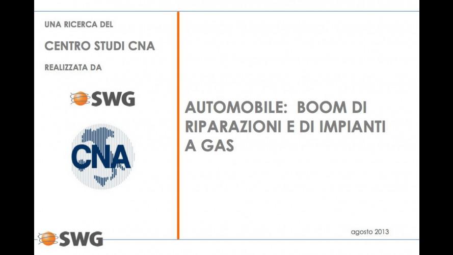 L'età media delle auto in Italia si alza: da 7 a 10 anni
