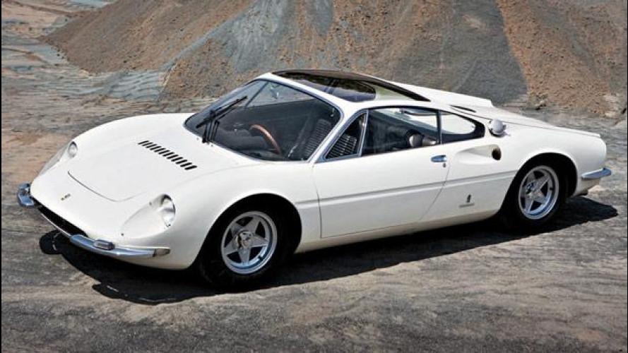 """Ferrari 365 P Berlinetta Speciale, all'asta la """"Tre Posti"""""""