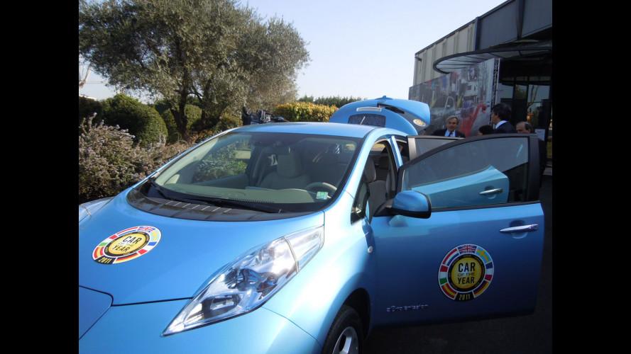 L'Amministratore Delegato di Nissan è il Top Manager 2011 Italia