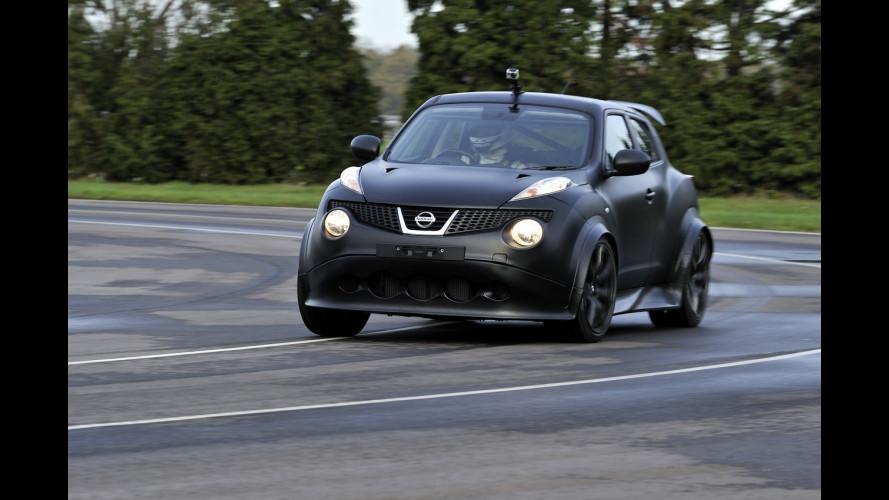 Nissan Juke-R, il crossover più veloce del mondo