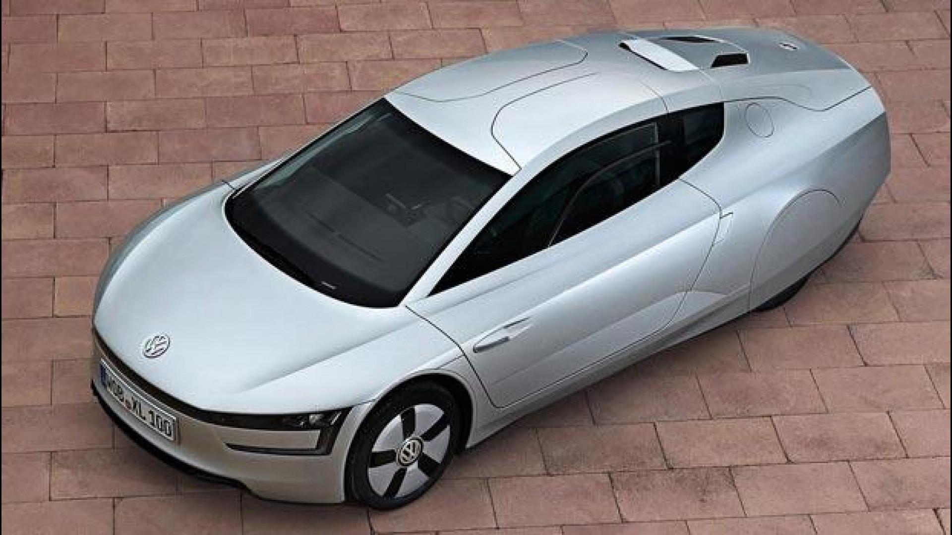 Volkswagen Xl1 L Auto Da 1 Litro 100 Km Verra Prodotta In Serie