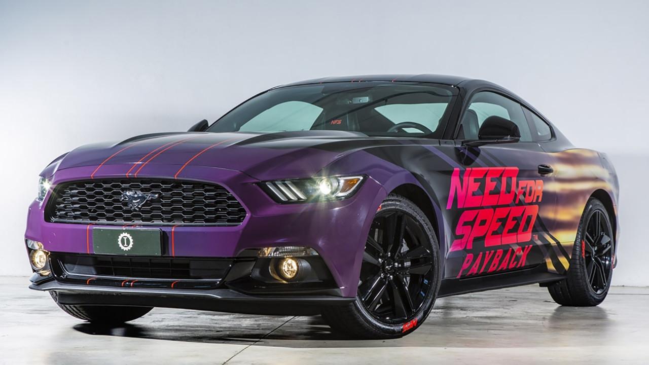[Copertina] - Need for Speed Payback, in palio una Ford Mustang ispirata al gioco