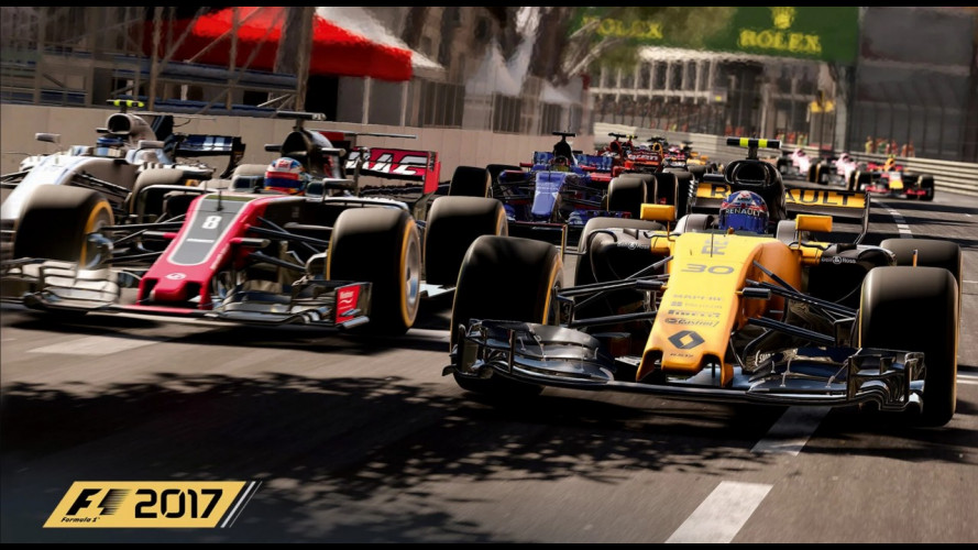 Overdrive e F1 2017, un'estate di velocità e adrenalina [VIDEO]