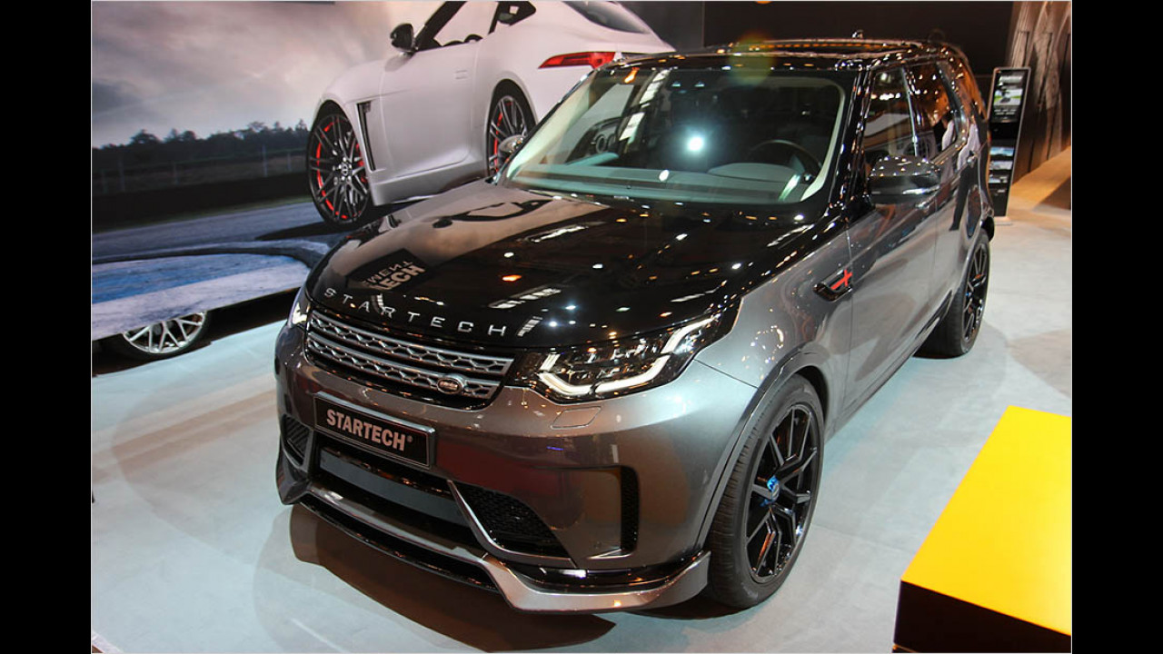 Startech Land Rover Discovery 5