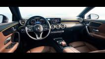 Nuova Mercedes Classe A, gli interni in anteprima