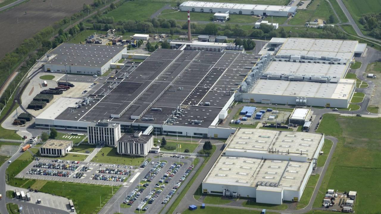 Opel-gyár Szentgotthárdon