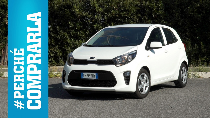Kia Picanto, perché comprarla... e perché no [VIDEO]