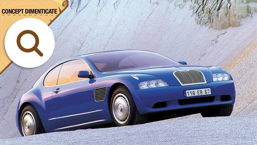 Bugatti, 18 anni di prototipi fra la EB110 e la Veyron
