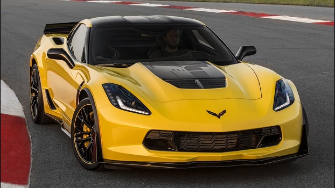 [Copertina] - Chevrolet Corvette Z06 C7.R Edition, debutto a Parco Valentino