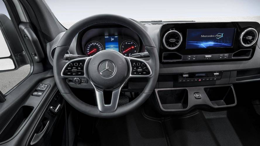 Mercedes-Benz Sprinter 2019 - Interior