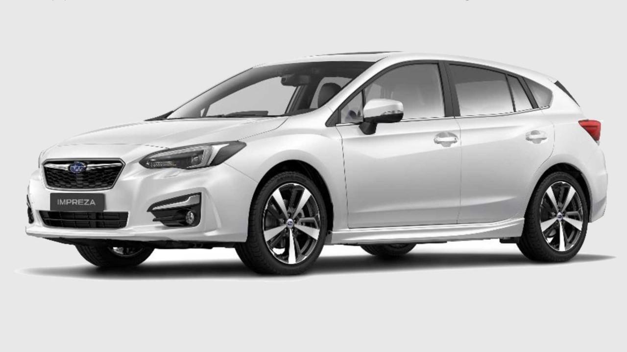 [Copertina] - Nuova Subaru Impreza, a Francoforte quella per l'Europa